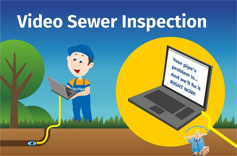 Pipe Line Video Inspection