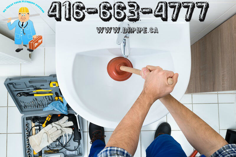 Drain and Plumbing issues in Scarborough, Toronto